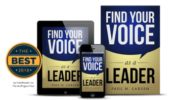 5 Steps For Finding Your VOICE As A Leader